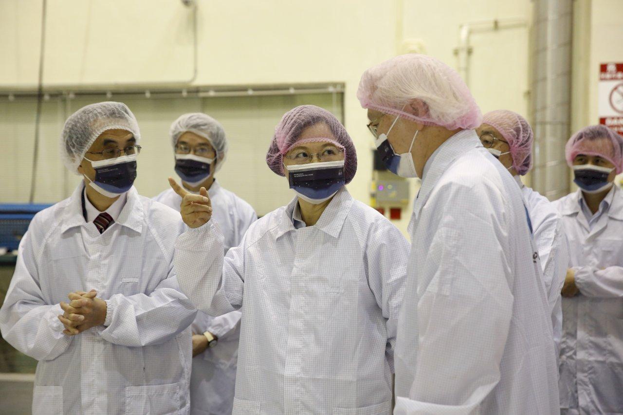 重返月球關鍵10年 總統:台灣要打進全球太空產業鏈