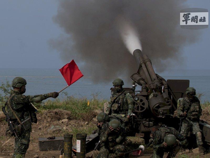 漢光37號演習 反登陸實彈射擊驗證戰力(影音)