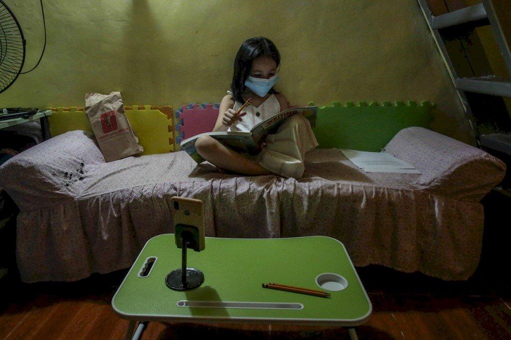 數千萬學生無法回教室 UNICEF籲儘速重啟學校