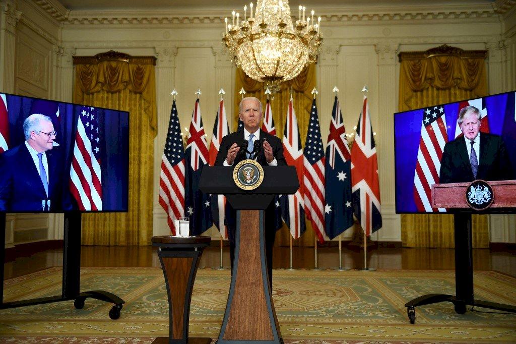 美國強化印太部署目標中國 澳洲和日本積極回應(影音)