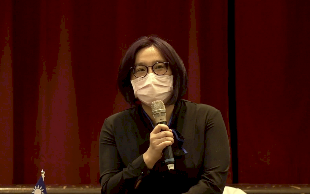 陳玉珍接棒國民黨團書記長 新會期力拼議題聲量