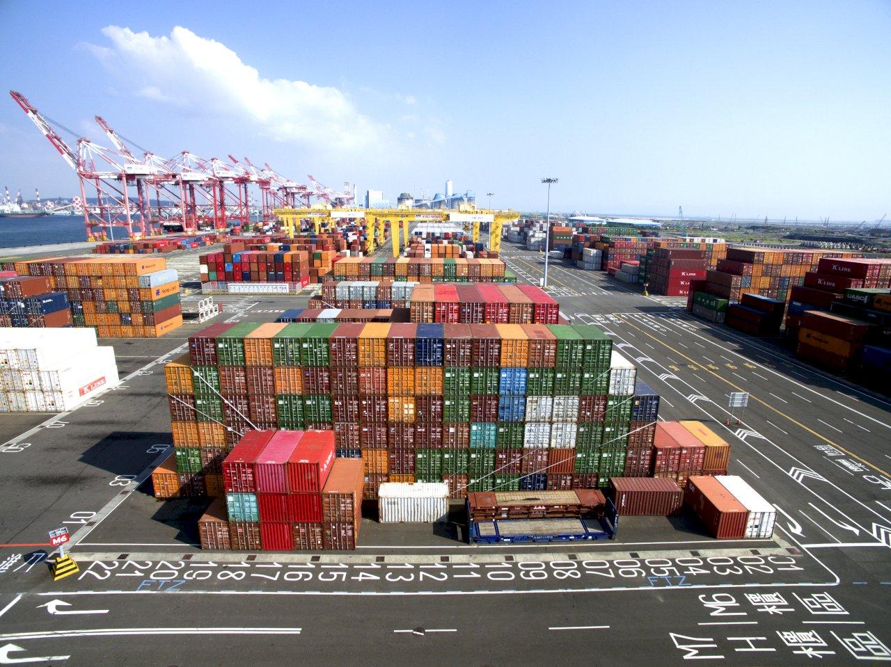 疫情衝高商機 台灣自由港貿易值今年可望破兆、創歷史新高