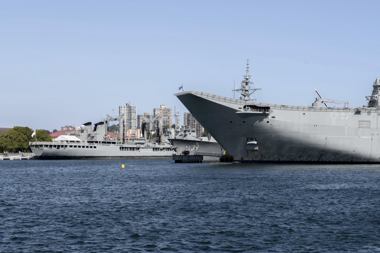 法澳潛艇爭議延燒 歐盟外長將開會討論