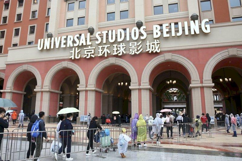 中秋假期中國旅遊人次恢復至疫情前逾8成