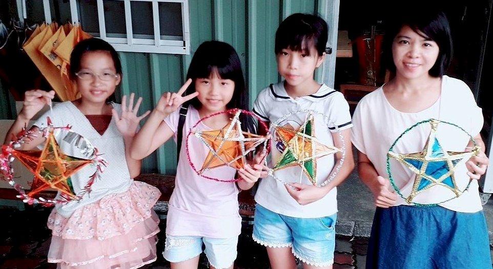 超應景!連數學課都很中秋 再認識東南亞過節習俗