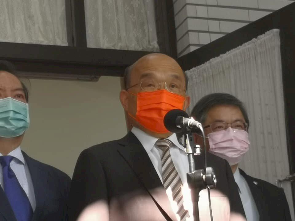 中國封殺台灣蓮霧、釋迦 蘇揆:會為台灣農產品找最好出路 (影音)