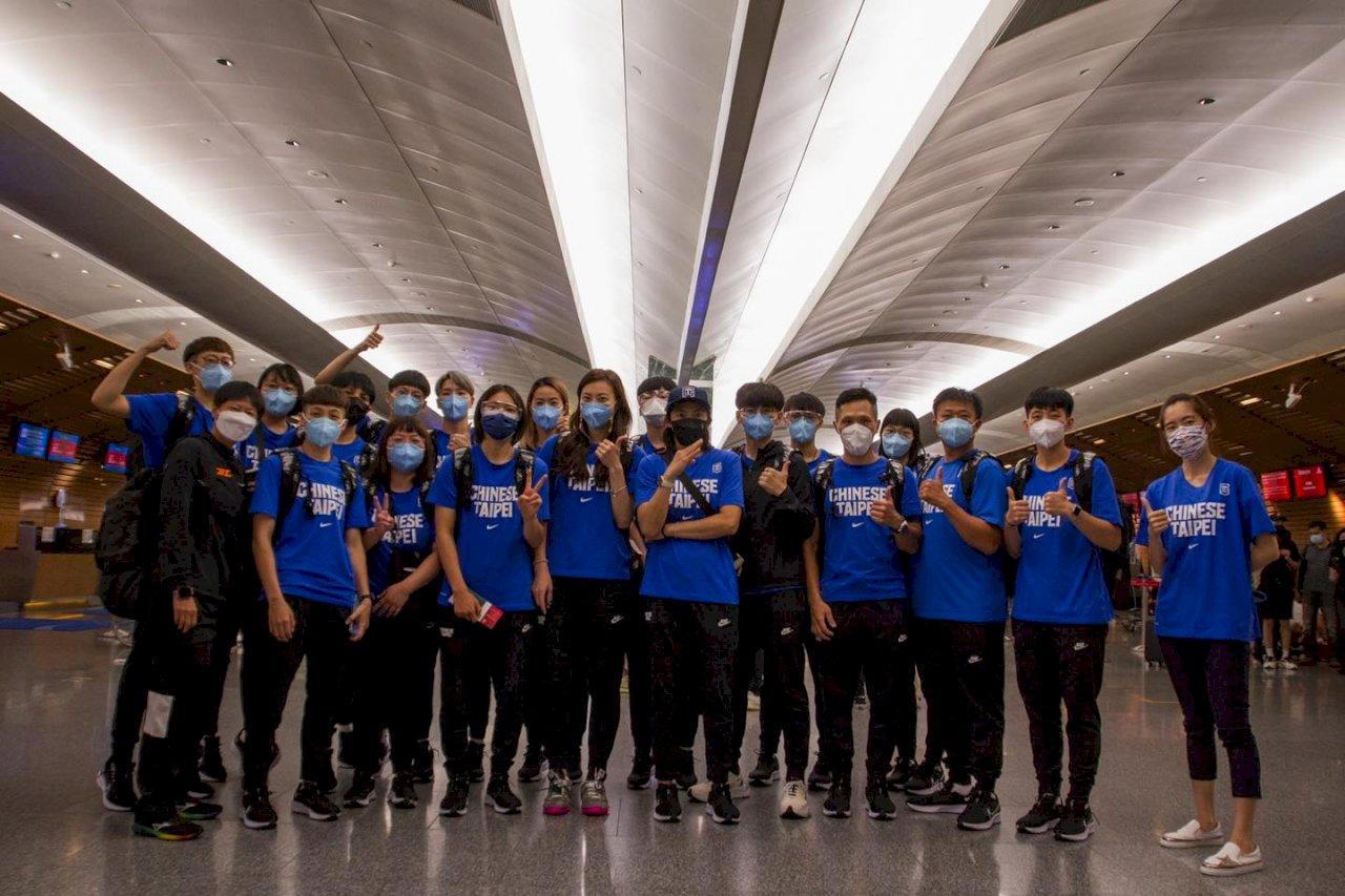 拚世界盃門票  台灣女籃出征亞洲盃