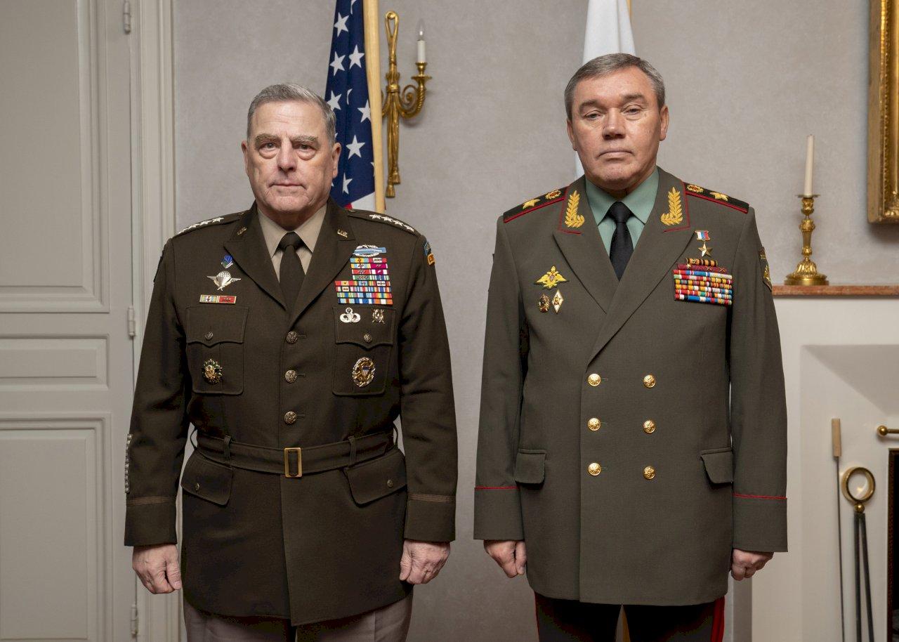 因應阿富汗局勢 美俄軍事首長面談長達6小時