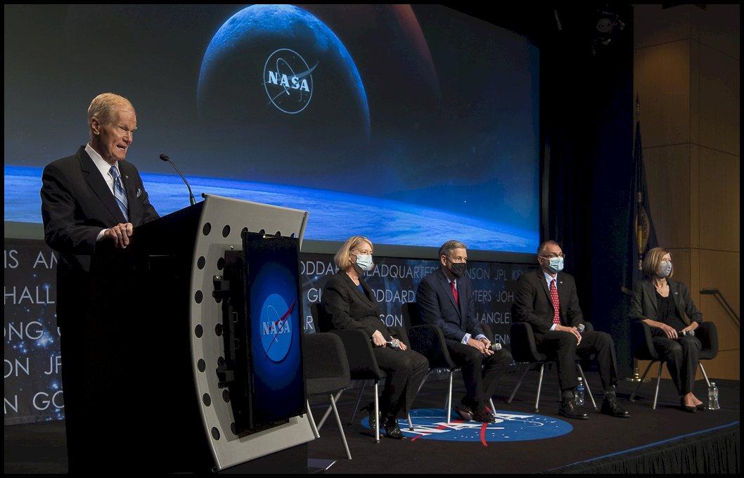 因應太空之旅日益商業化 美國航太總署分拆部門