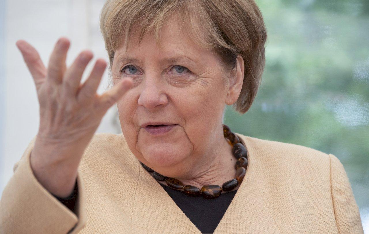 德國國會大選明登場 梅克爾站台拉票