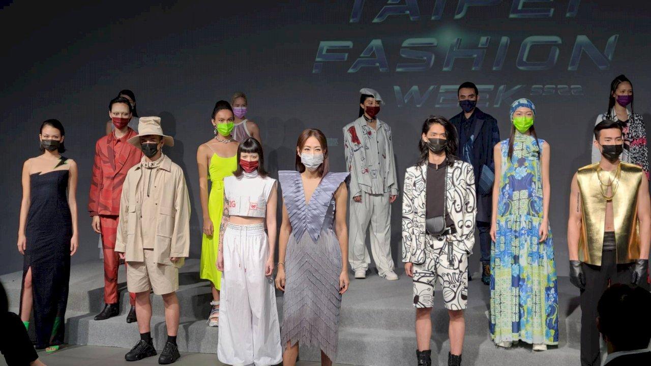 2021台北時裝週聚焦台灣設計實力  力邀防疫女神賈永婕助陣(影音)