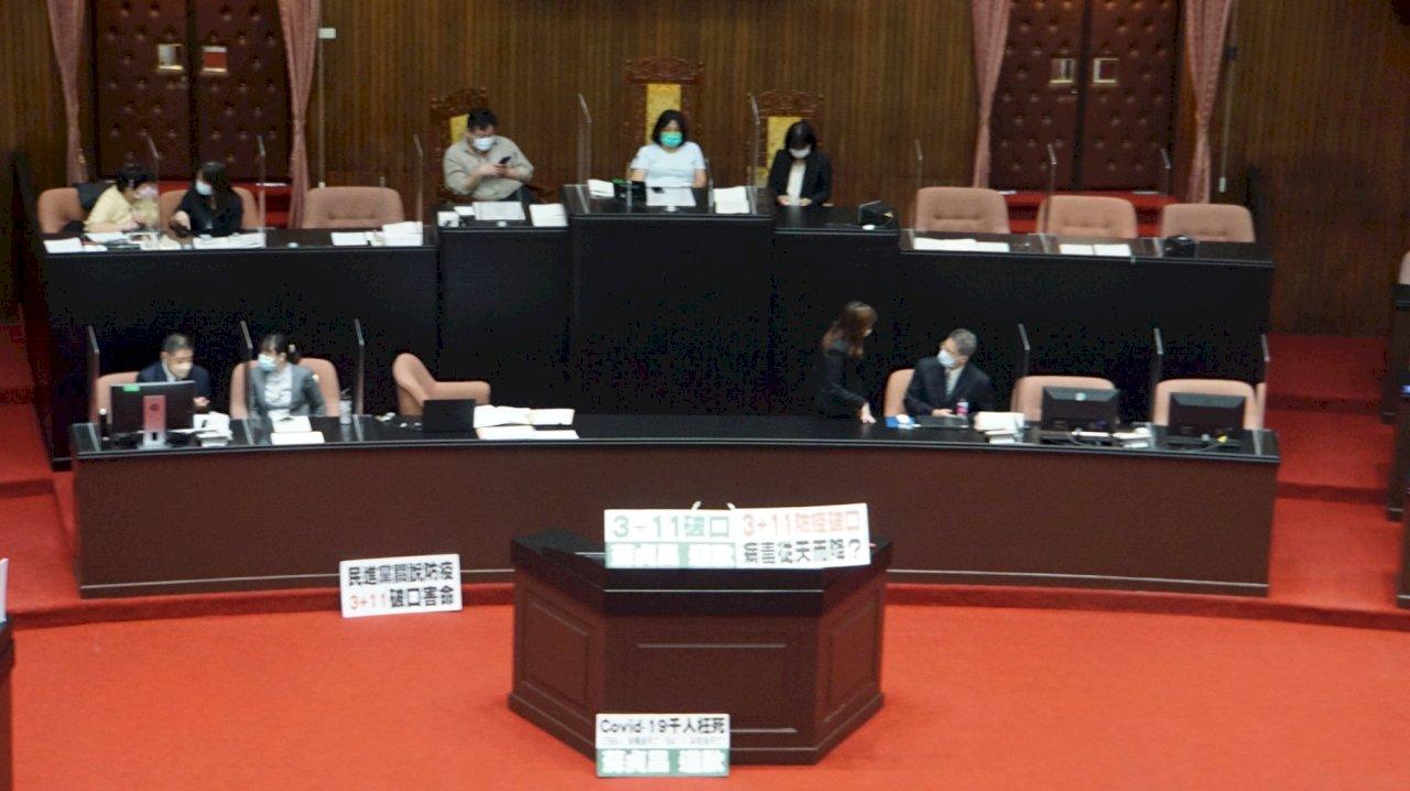 國民黨為3+11再杯葛施政報告 蘇揆:團結努力成就更好台灣