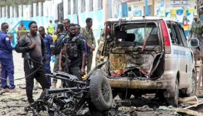 索馬利亞總統府附近傳遭炸彈攻擊 至少8人死亡