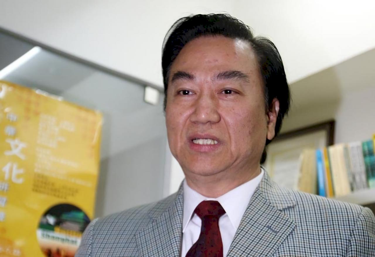 新黨前立委馮滬祥25日癌症過世 享壽73歲