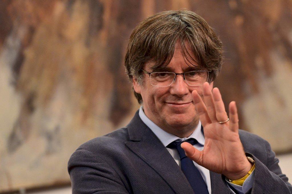 加泰獨派領袖獲釋將返比利時 承諾回義出席引渡審判