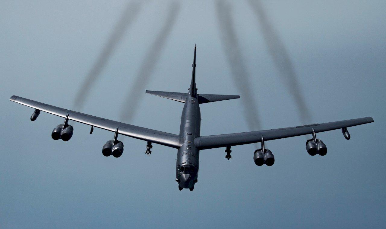 美軍機飛近俄太平洋邊界 俄3軍機伴飛