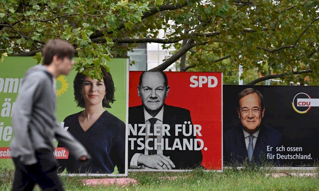 德國大選登場 決定梅克爾接班人