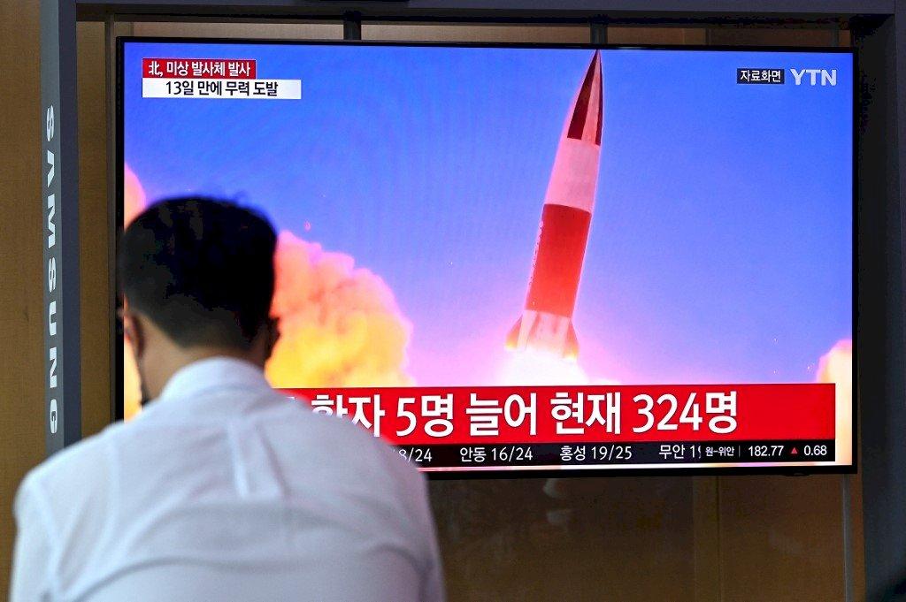 美國務院譴責北韓射彈 呼籲展開對話