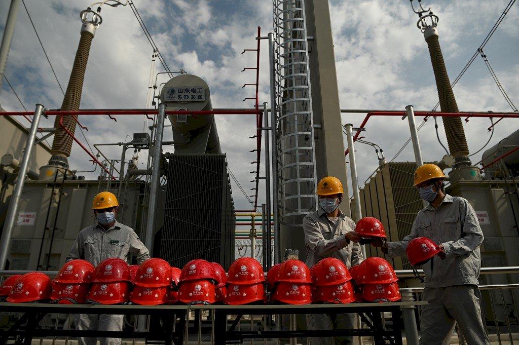 電荒全境蔓延、地產與科技業陷隱憂 中國下半年經濟數據不妙