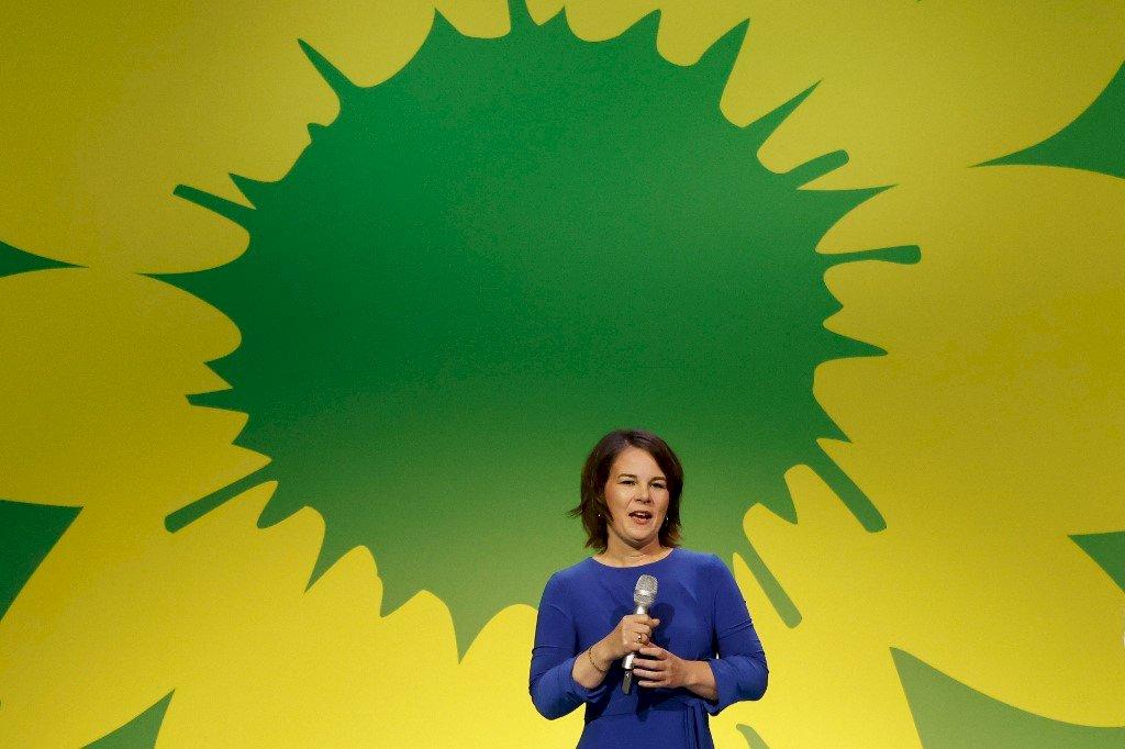 德國綠黨雖錯失綠色之年 仍具關鍵造王者地位