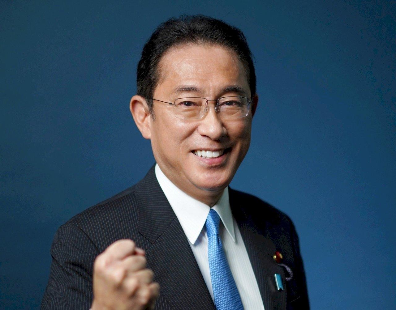 岸田文雄當選總裁 將帶領自民黨投入11月大選選戰
