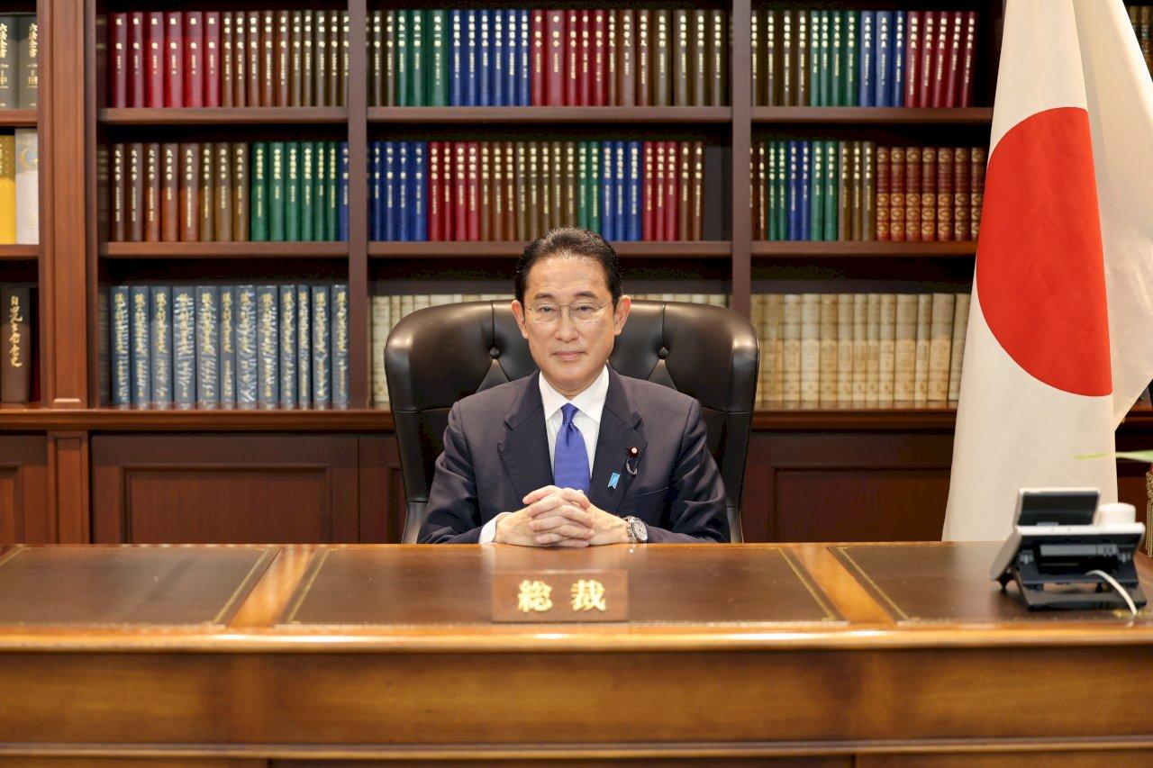 日本自民黨總裁由岸田文雄當選