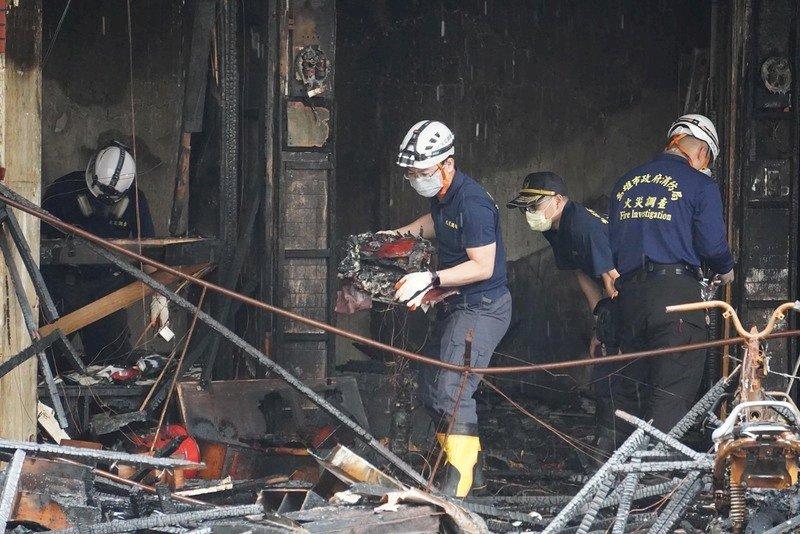 高雄「城中城」大火 總統指示持續搶救、協助安置善後