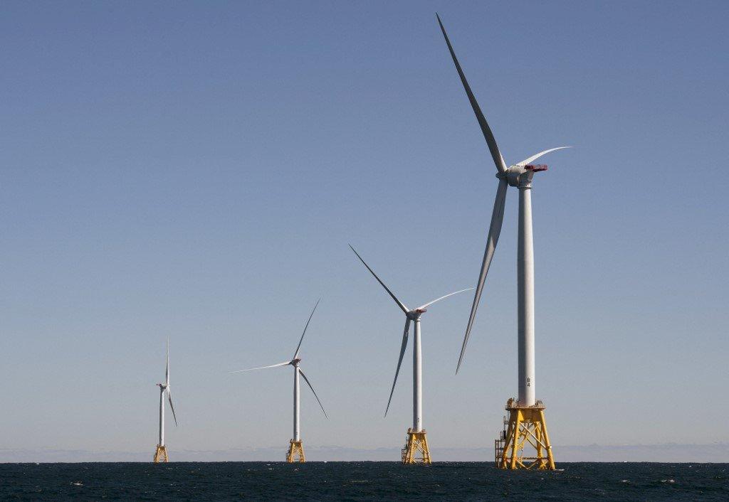 美沿海岸線大設風電廠 盼2030年供電千萬戶
