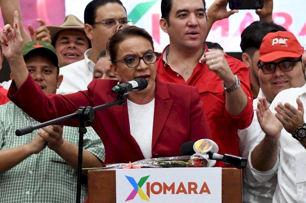 台友邦宏都拉斯總統大選大轉折 反對派團結支持親中候選人