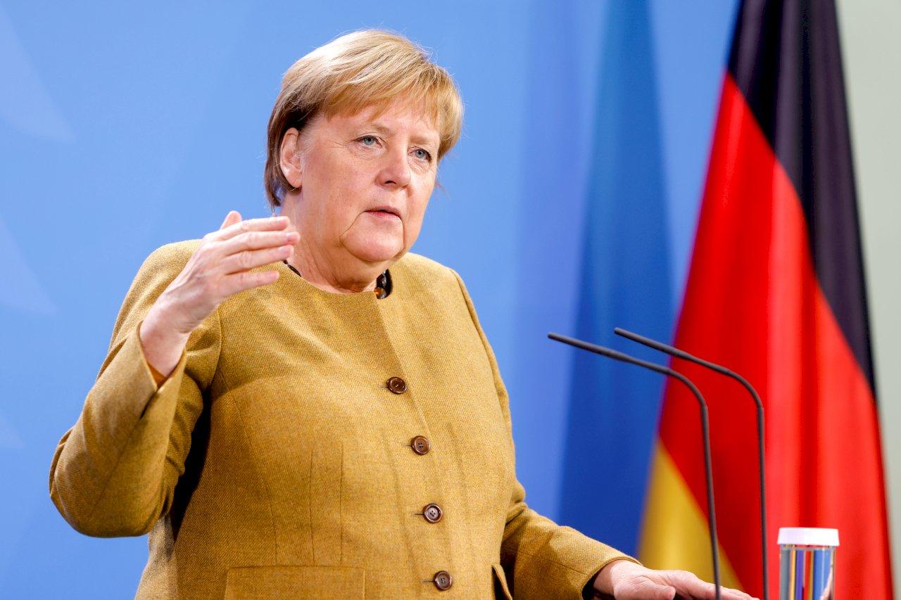 梅克爾警告歐盟存在離心勢力 呼籲團結