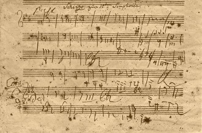 AI為貝多芬完成「第十號交響曲」首演