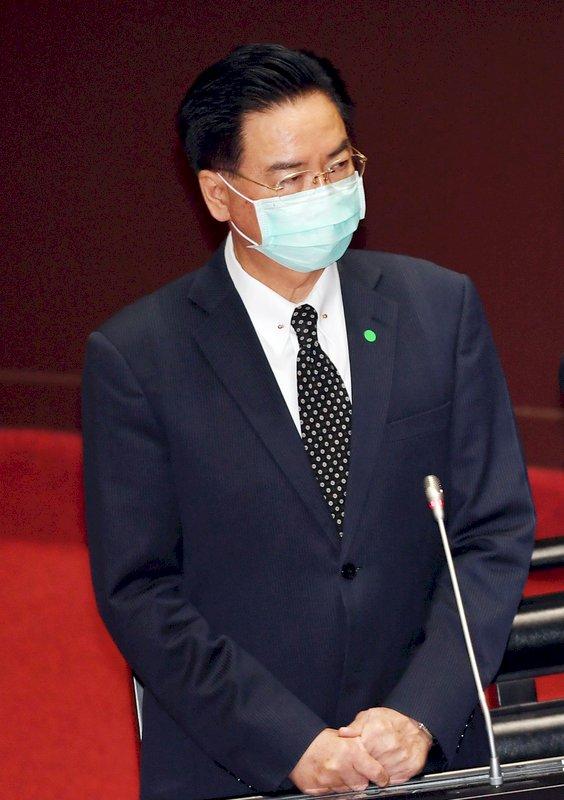 歐盟 台灣政治關係與合作決議壓倒性通過  外交部長吳釗燮下週將前往歐洲訪問